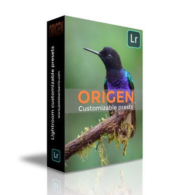 Portada Origen Lightroom