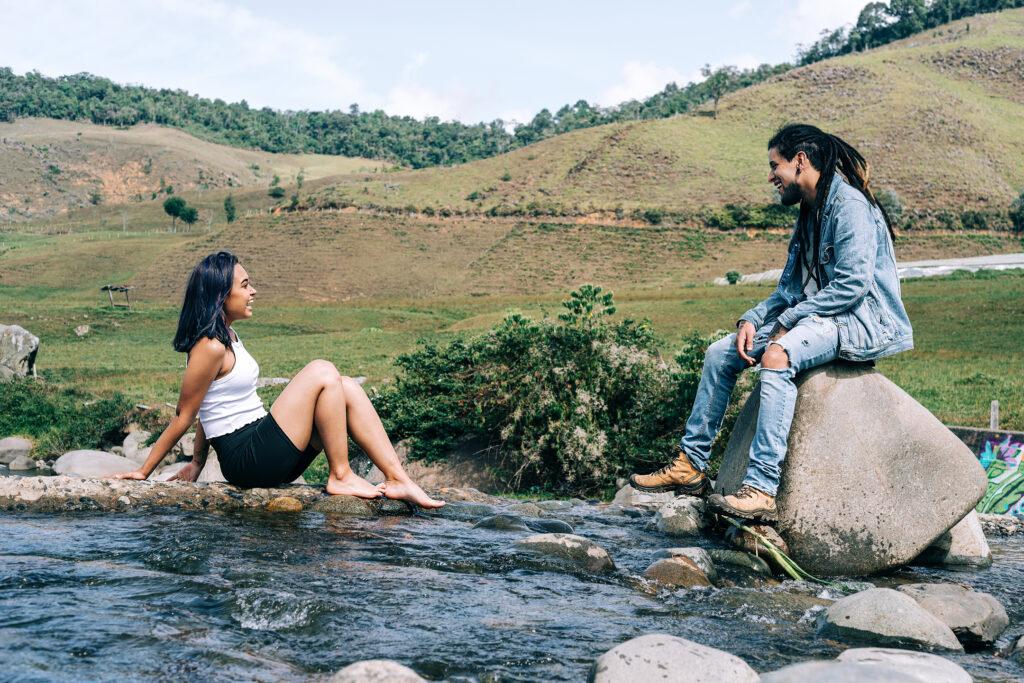 Isabela y Jonathan - Una amistad bonita